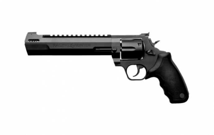 Revolver Taurus RT 357H Oxidado 7 Tiros 5 Pol Calibre .357 Magnum